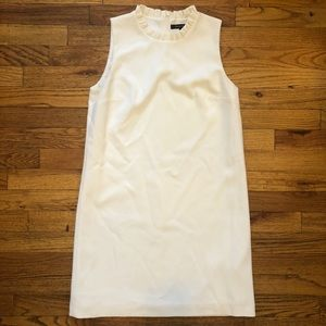 White French Connection sleeveless shift dress